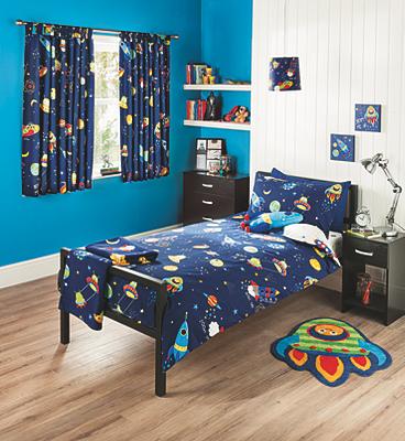 george home space bedroom range main view - Space Bedroom