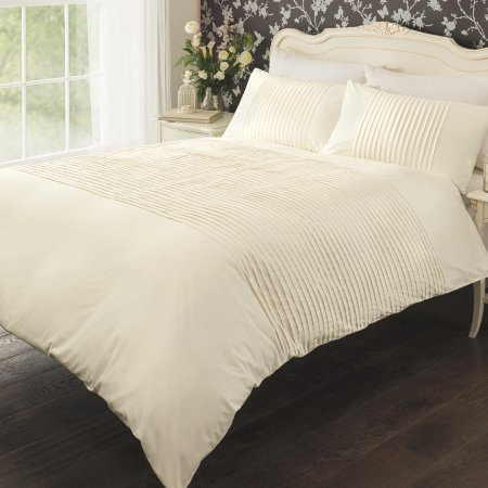 Luxury by George Home Cream Duvet Range