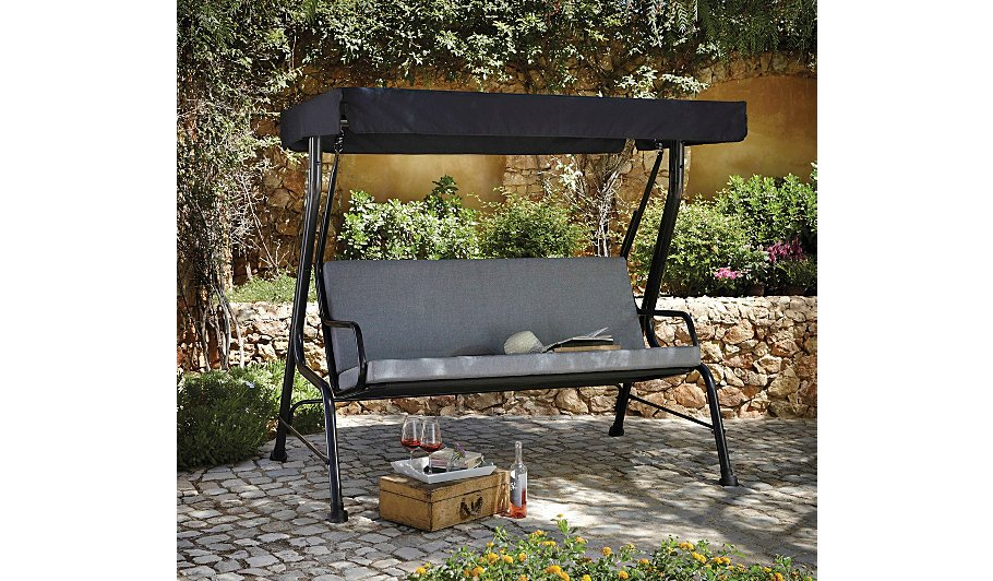 . Classic Garden Swing Seat   Garden Furniture   George at ASDA