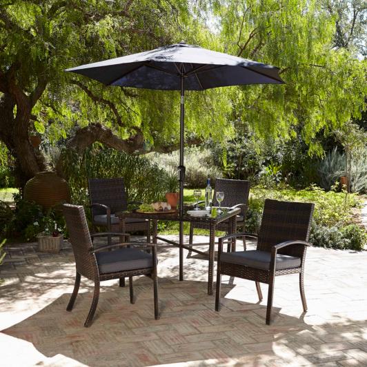 6 Piece Garden Furniture Set Asda