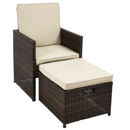 Borneo Garden Furniture Asda garden dining sets asda. jakarta 6 piece patio set linen home