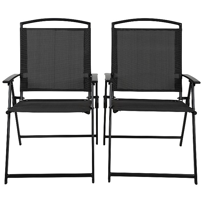 Terrific Miami 2 Pack Folding Chairs Ncnpc Chair Design For Home Ncnpcorg