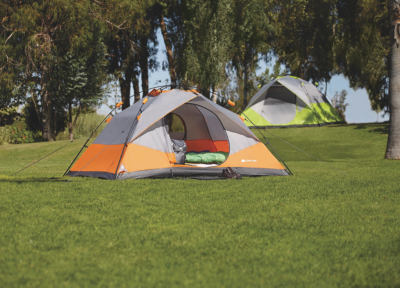 sc 1 st  George - Asda & Ozark Trail 4-Person Instant Dome Tent | Home u0026 Garden | George
