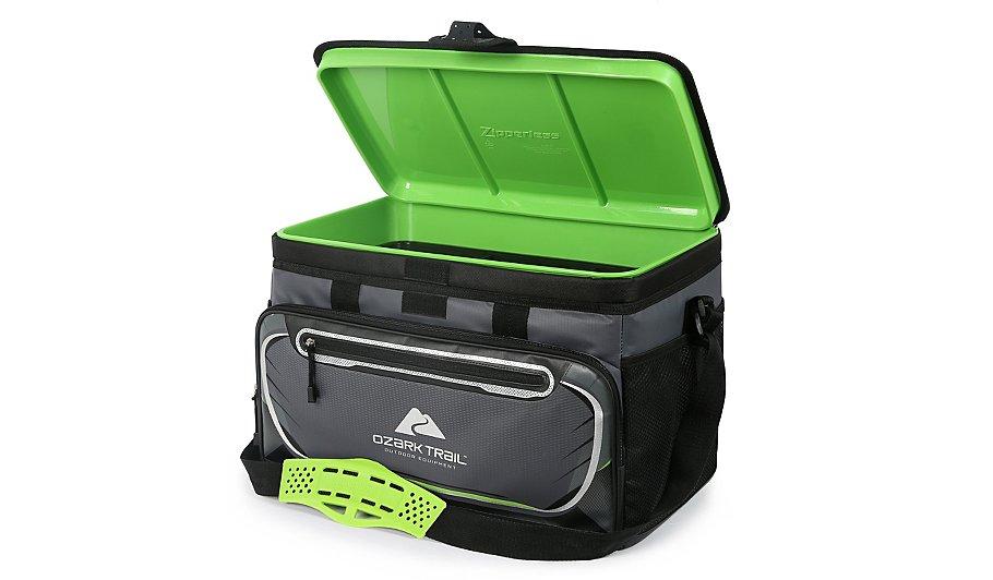 ozark trail 48 can cooler bag home garden george at asda. Black Bedroom Furniture Sets. Home Design Ideas