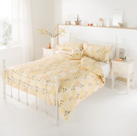 George Home Prince's Trust Homespun Patch Duvet Range