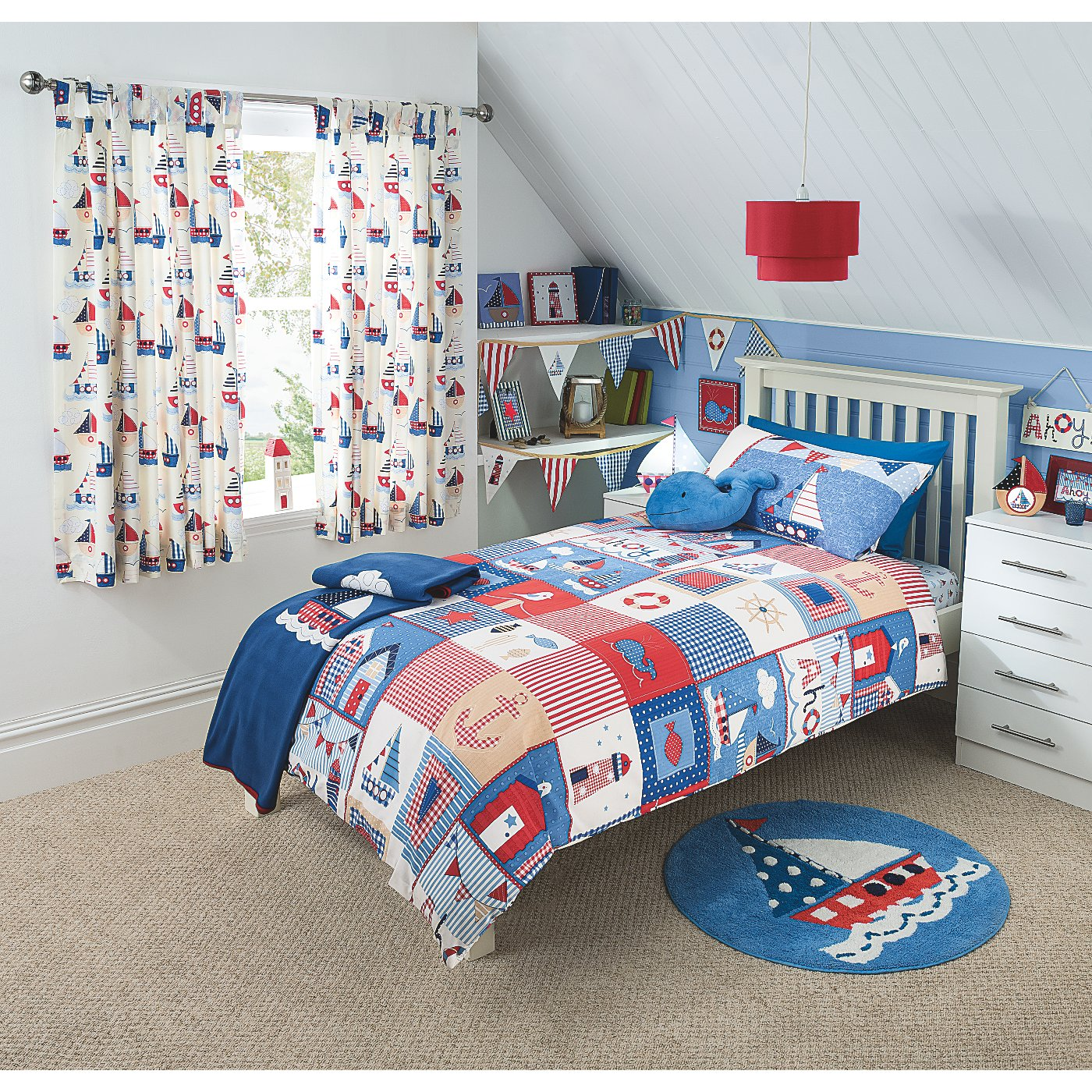 George Home Ahoy Bedding Range Loading Zoom