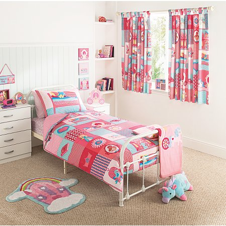 George Home Princess Patchwork Bedroom Range Baby Bedding George At Asda
