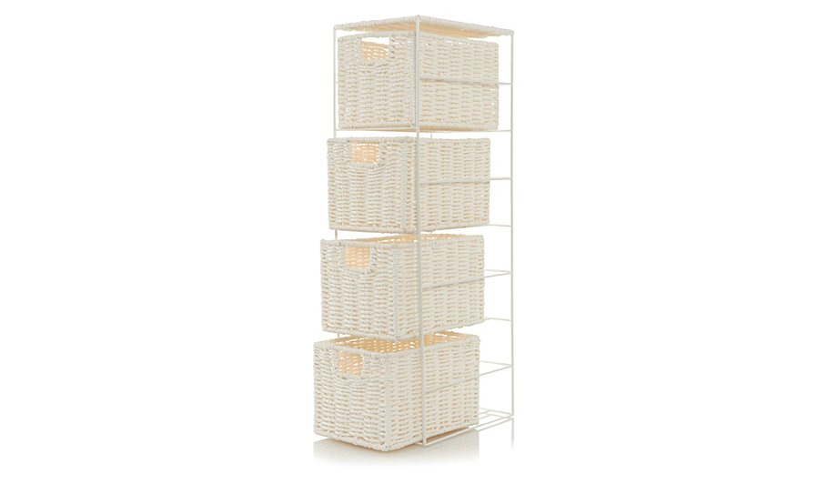 Anize It All Mesh 3 Drawer Home Office Or Dorm Storage Unit