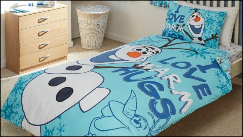 Disney Frozen Olaf Bedroom Range