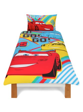 Disney Cars Bedding Range