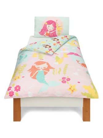 Mermaid Bedding Range