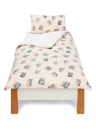 Posh Cats Bedding Range
