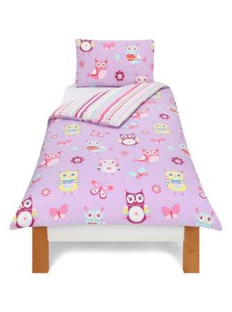Owl Bedding Range