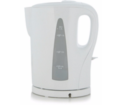 Image of 1.7L Cordless Kettle - White