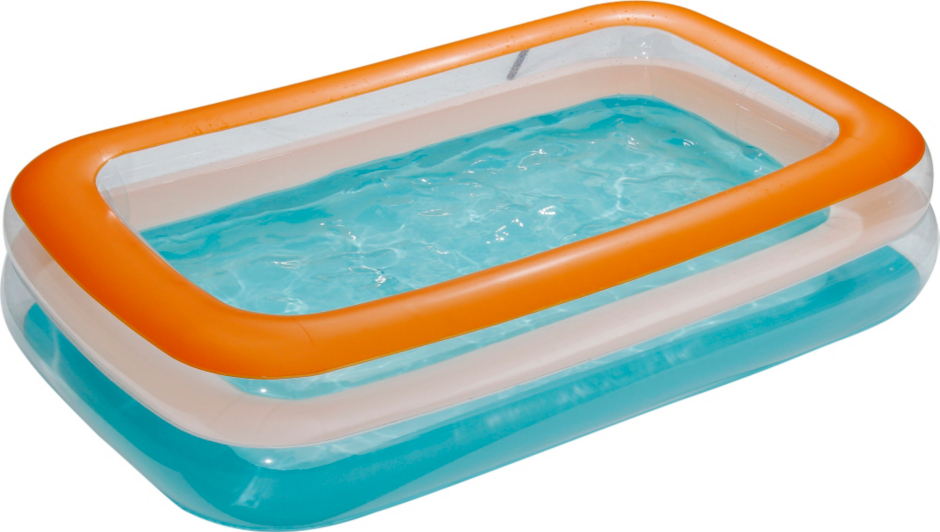 Inflatable furniture for kids - George Home Paddling Pool 6ft X 4ft Kids George At Asda