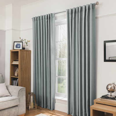 George Home Light Grey Blackout Curtains | Home U0026 Garden | George At ASDA