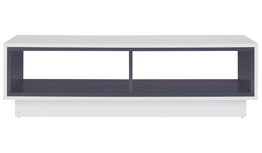 George Home Brooklyn Coffee Table White And Grey Garden At Asda
