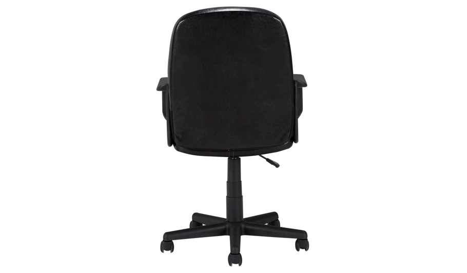 George Home Mid Back Executive fice Chair Black