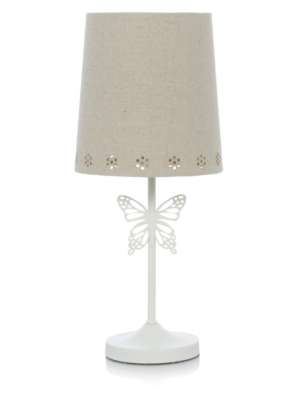 Marvelous George Home Metal Butterfly Base Table Lamp   Home U0026 Garden   George At ASDA