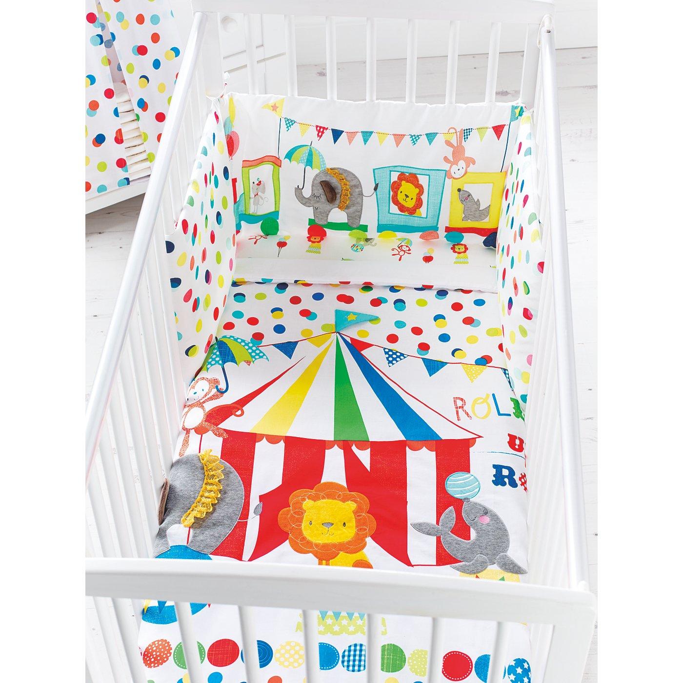 Circus Nursery Bedding Thenurseries