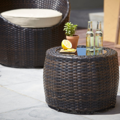 Jakarta Egg Coffee Table Garden Furniture George at ASDA