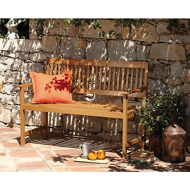 Wondrous Sedona Expressions 2 Seat Garden Bench Ncnpc Chair Design For Home Ncnpcorg