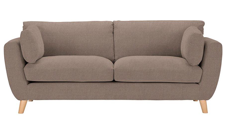 George Home Glynn Large Sofa