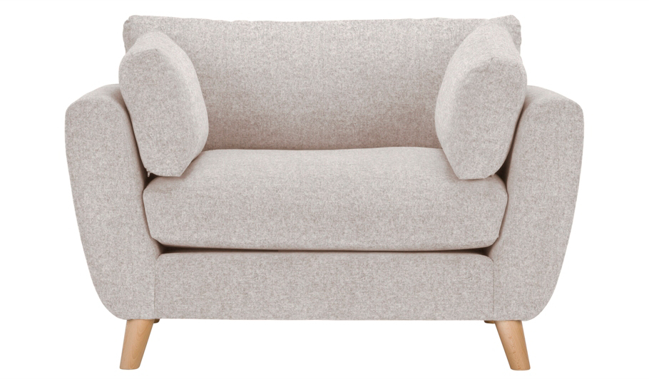 George Home Glynn Love Seat Living Room Furniture
