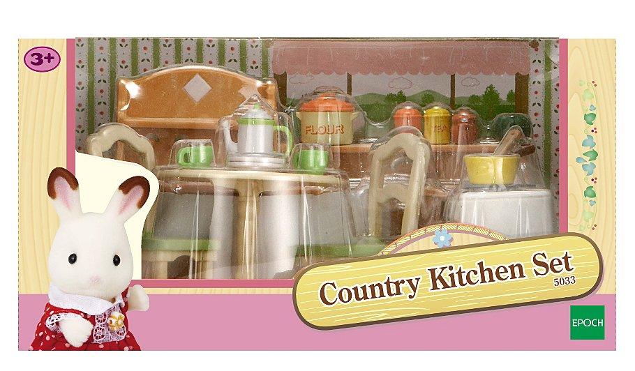 sylvanian families living room set. Sylvanian Families  Country Kitchen Set Kids George at ASDA