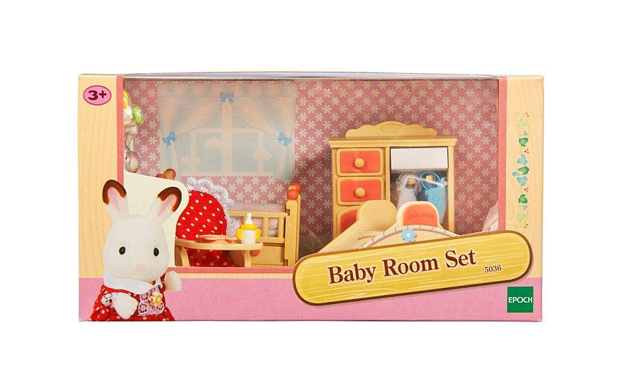sylvanian families baby room set. beautiful ideas. Home Design Ideas