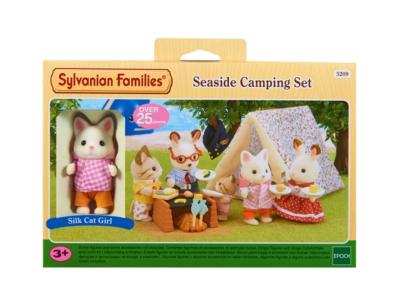 Sylvanian Families - Seaside C&ing Set  sc 1 st  George - Asda & Sylvanian Families - Seaside Camping Set | Kids | George at ASDA