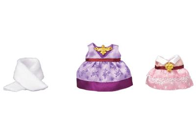 Sylvanian Families Dress up Set - Purple u0026 Pink | Toys u0026 Character | George  sc 1 st  George - Asda.com & Sylvanian Families Dress up Set - Purple u0026 Pink | Toys u0026 Character ...
