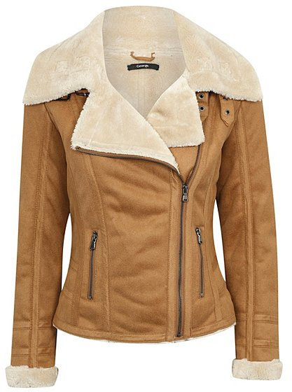 Aviator Jackets. Get set for new season with our offering of women's aviator jackets. Shop everything from soft suede to tough leather or opt for a must-have fur lined aviator jacket to keep you warm weather appropes when the temp drops.