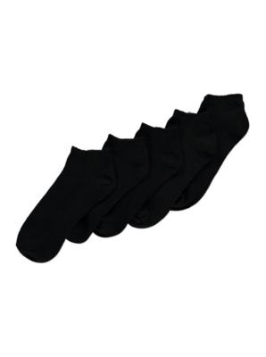 5 Pack Trainer Liner Socks