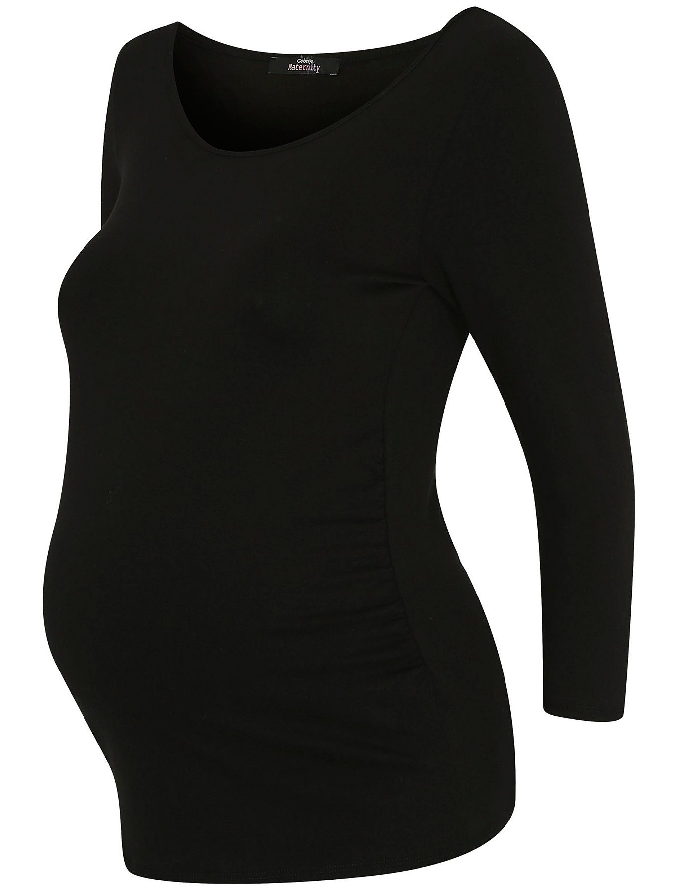 288afbe4d3cbf 3 Pack Maternity Top, Leggings and Bump Band Set | Women | George at ...