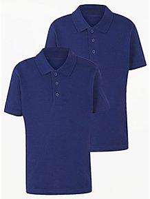148be3c5 Boys School Polo Shirts - Boys School Uniform | George at ASDA