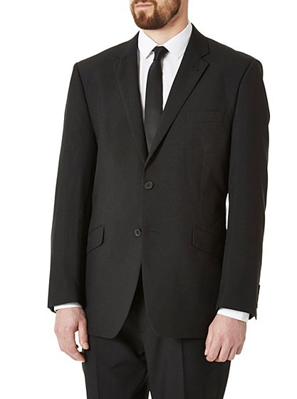 Tailor & Cutter Regular Fit Suit Jacket | Men | George at ASDA