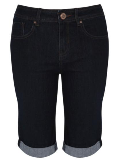 Knee Length Denim Shorts   Women   George at ASDA