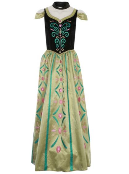 Disney Frozen Anna Adult Fancy Dress Costume | Women | George at ASDA