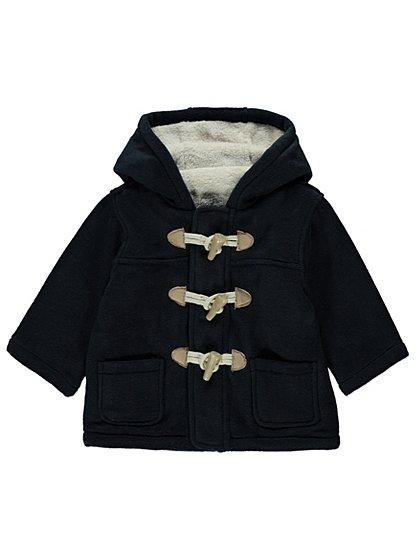 Hooded Duffle Coat | Baby | George at ASDA