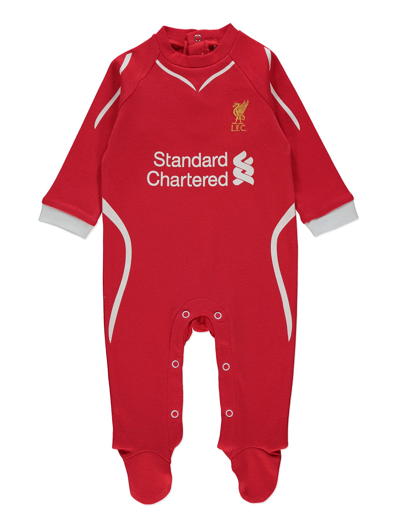 3128bbf79 Official Liverpool FC Merchandise Sleepsuit. Reset