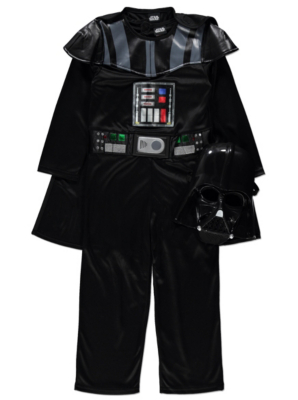 Star Wars Sound Effect Darth Vader Fancy Dress Costume | Kids | George at ASDA  sc 1 st  George - Asda & Star Wars Sound Effect Darth Vader Fancy Dress Costume | Kids ...