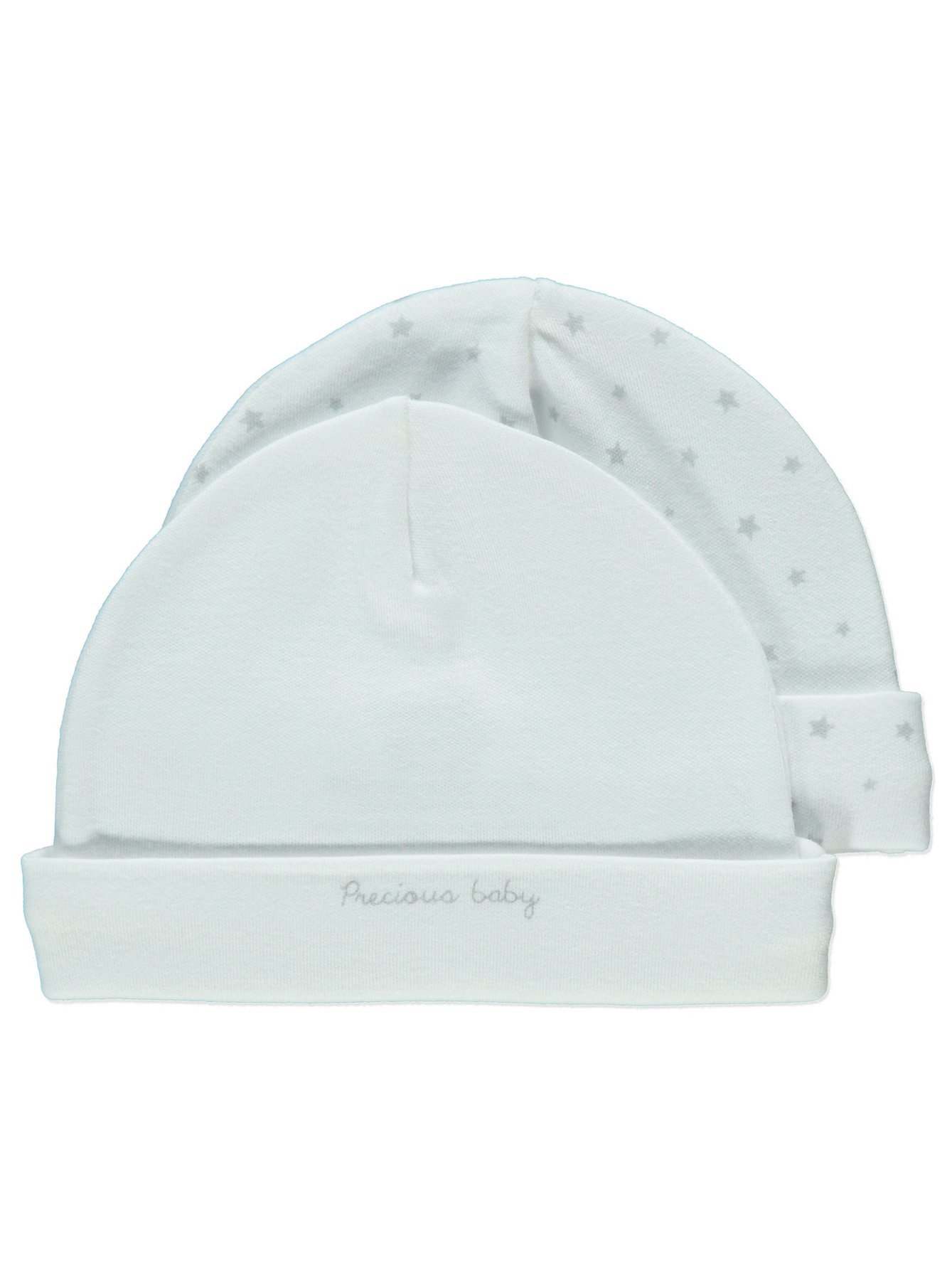 Premature 2 Pack Baby Hats