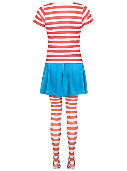 Adult Where S Wenda Fancy Dress Costume Women George