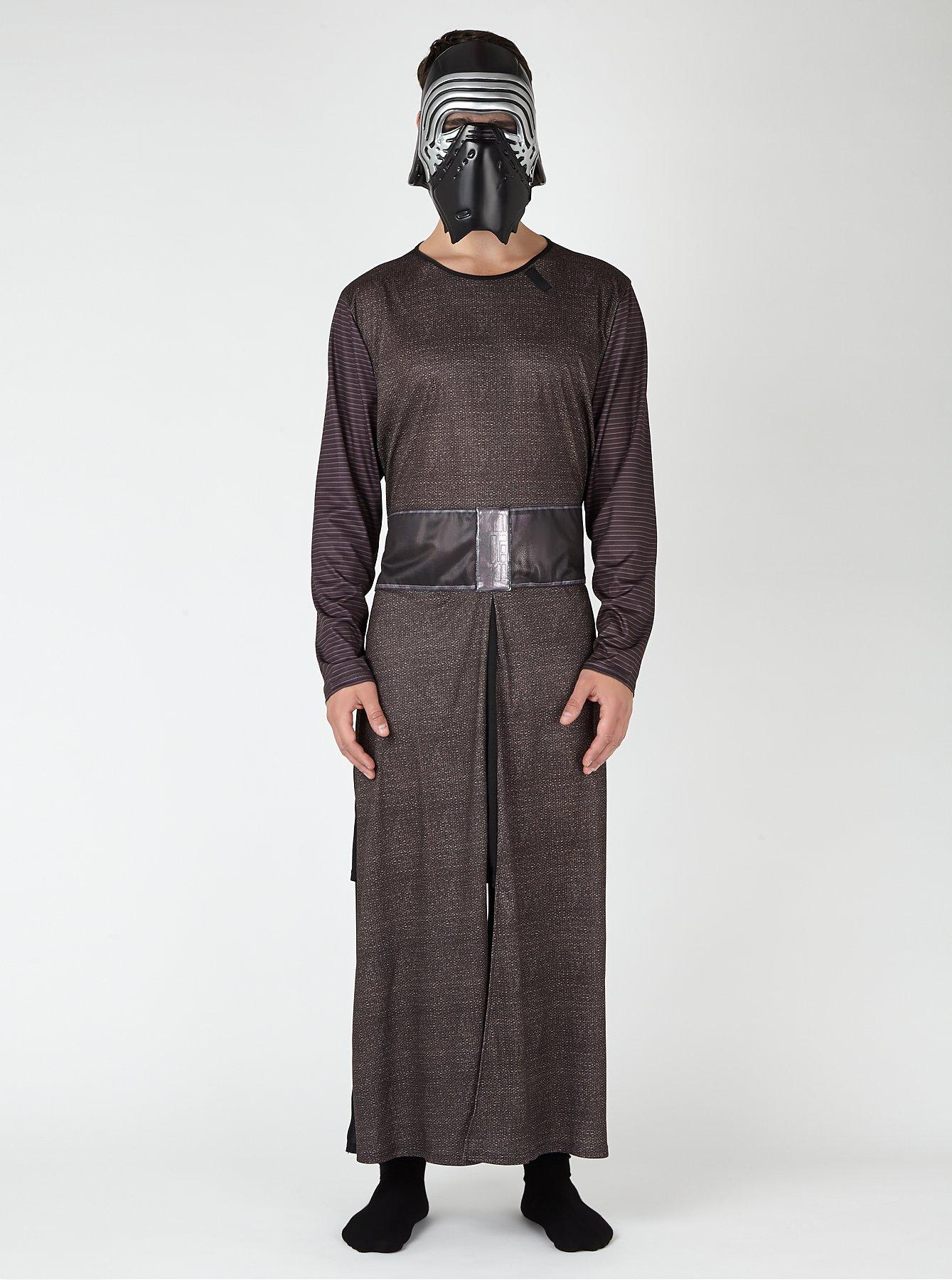 Adult Star Wars Kylo Ren Fancy Dress Costume | Men | George at ASDA