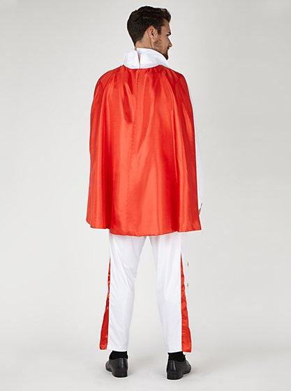Adult Elvis Fancy Dress Costume Men George At Asda