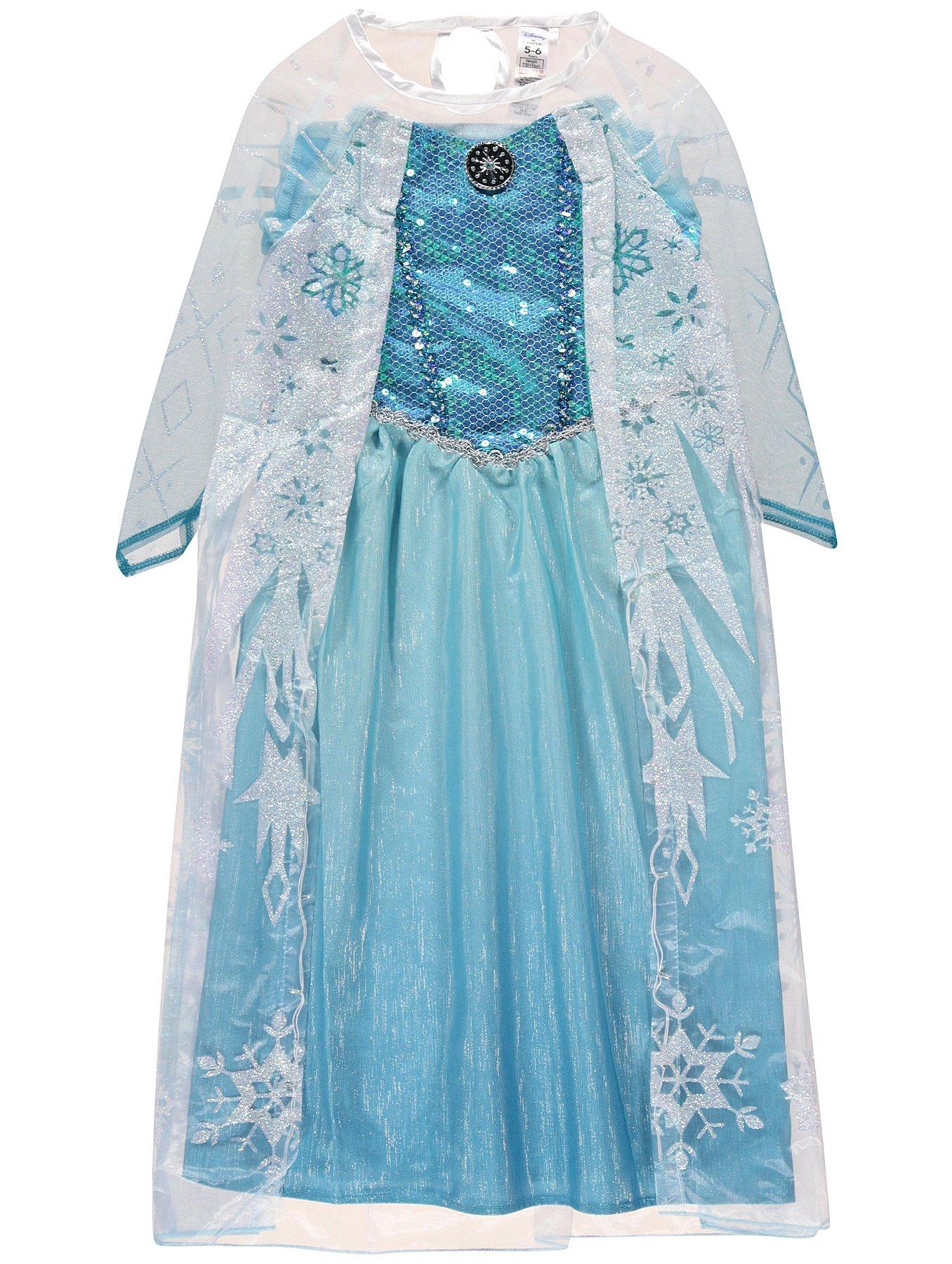 Disney Frozen Elsa Fancy Dress | Kids | George at ASDA