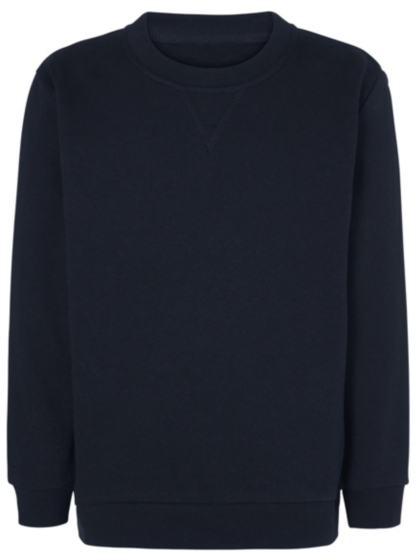 School Sweatshirt - Navy | School | George at ASDA
