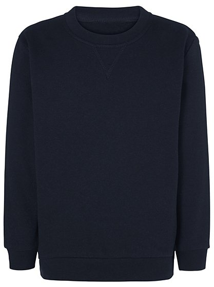 School Sweatshirt - Navy | School | George at ASDA