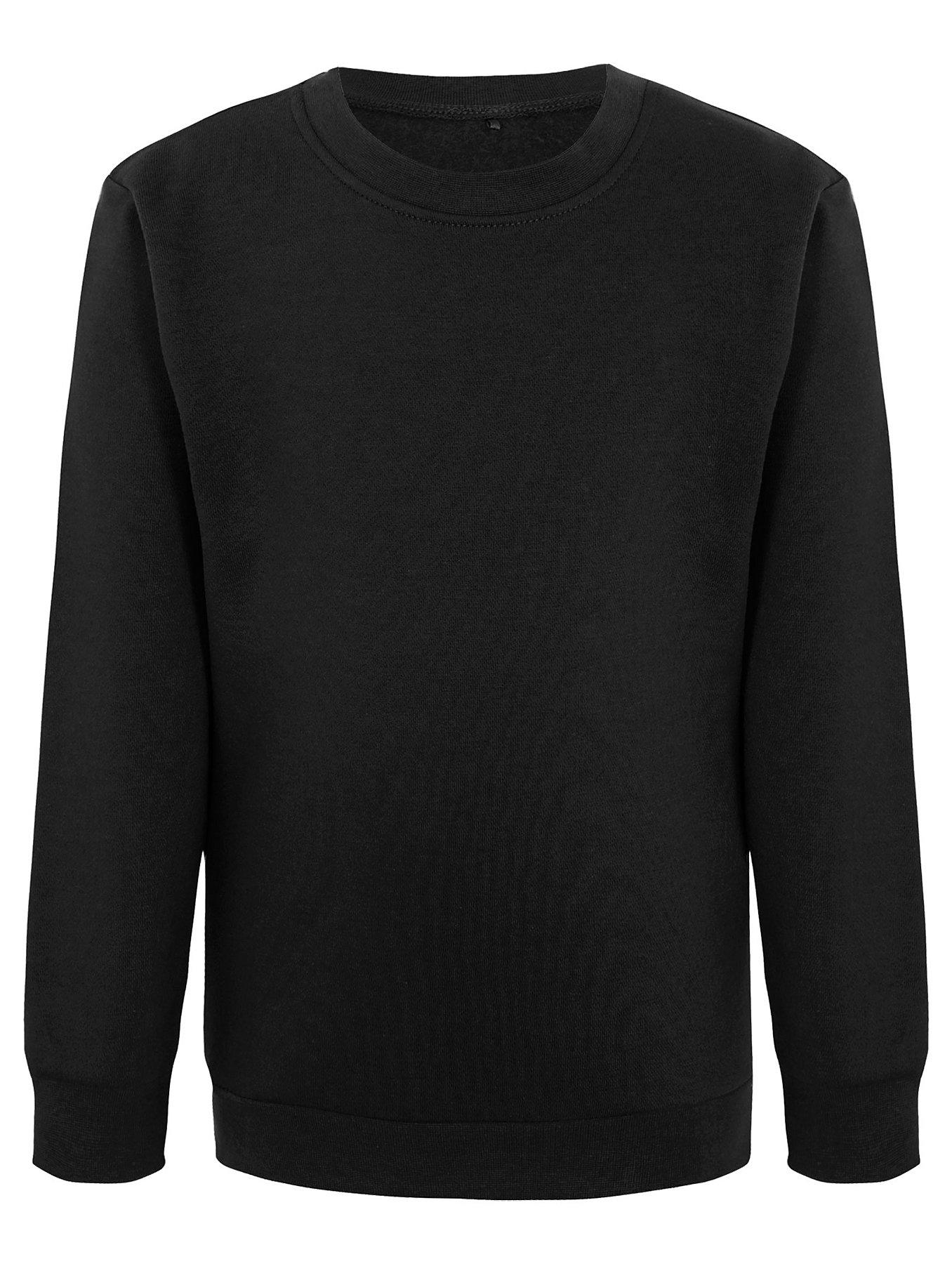 Boys Jumpers Sweatshirts School George At Asda Tendencies Sweater Hoody Green Zipper Olive S Black Sweatshirt